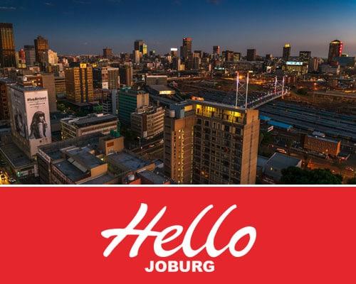 Hello Joburg