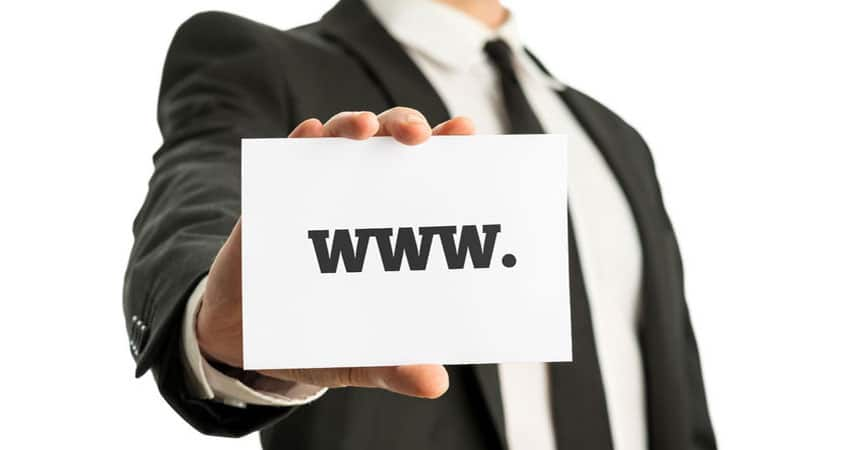 Website is the New Business Card