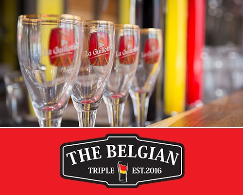 The Belgian Triple