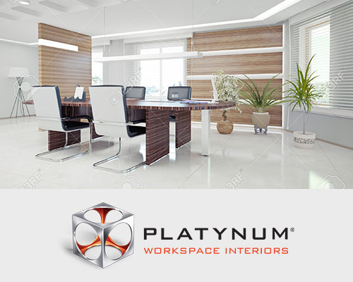 Platynum workspace interiors